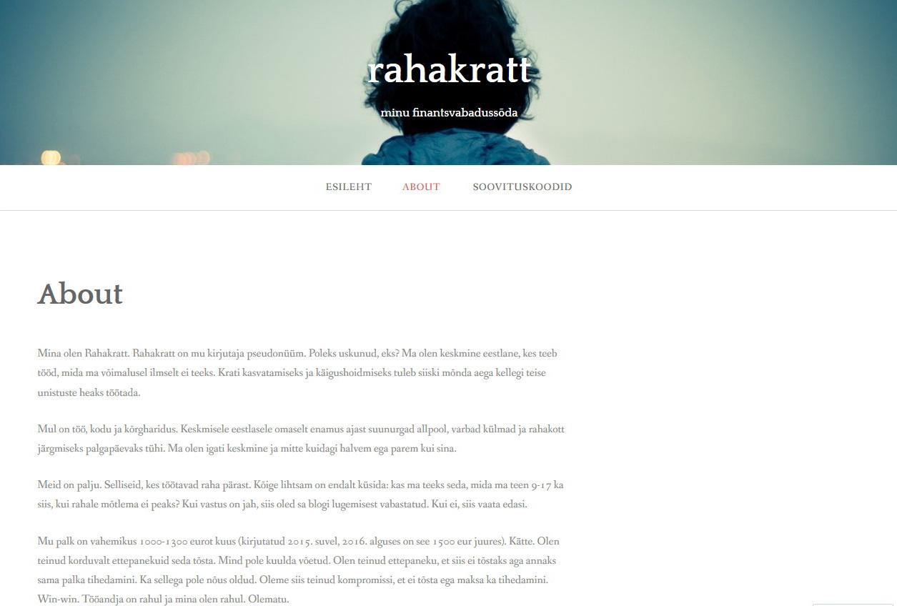 01a3b90df2c Kes on Rahakratt?