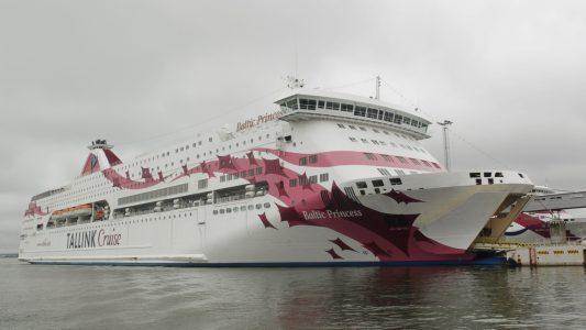 Tallink vedas tänavu märtsis poole vähem reisijaid kui mullu