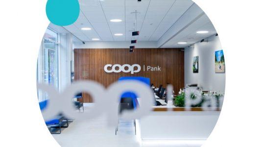 Coop Pank näitas neljandat aastat järjest kiiret kasvu